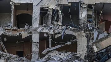Kolejny atak rakietowy Hamasu w pobliżu Strefy Gazy. Nie żyją dwie osoby