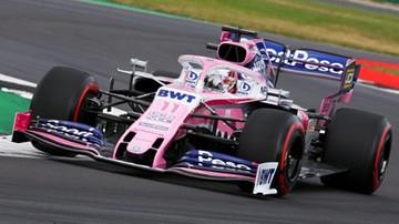 F1: Perez już nie ma koronawirusa. Pojedzie w GP Hiszpanii