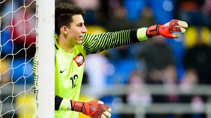 Grabara piłkarzem miesiąca w Danii?