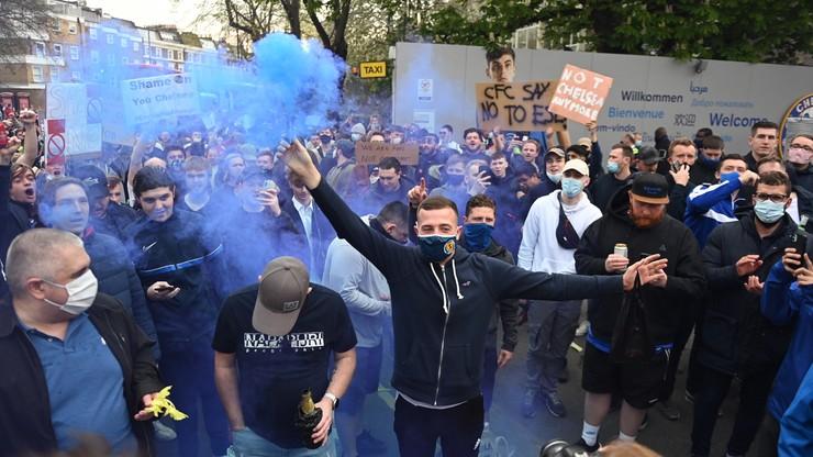 Superliga: Chelsea chce się wycofać z rozgrywek