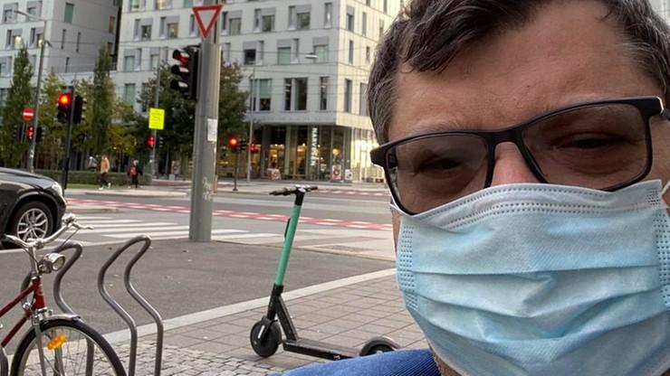 Zbigniew Stonoga chce azylu w Norwegii. Prokuratura: to przestępca