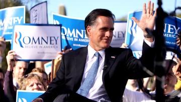 Trump rozważa Mitta Romney'a na sekretarza stanu
