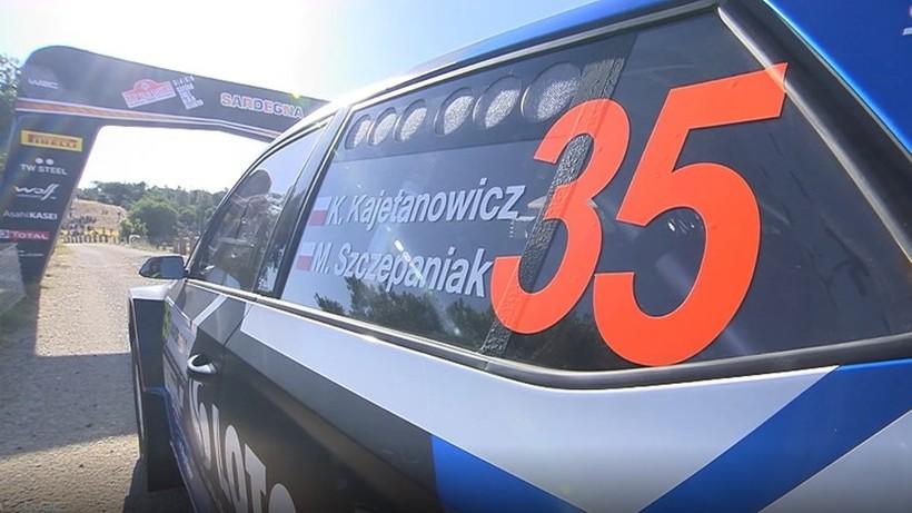 Rajd Grecji: Kalle Rovanpera wygrał, Kajetan Kajetanowicz drugi w WRC3