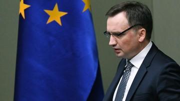 """Ziobro zapowiada surowe kary dla """"czyścicieli kamienic"""" i pomoc dla ich ofiar"""
