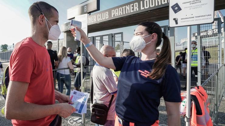 """Włochy. Nie będzie darmowych testów dla niezaszczepionych. """"Nie ma taryfy ulgowej"""""""