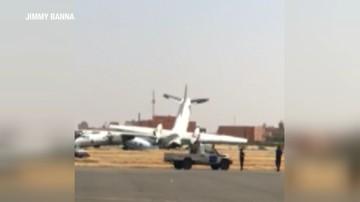 Kolizja samolotów w Chartumie. Zamknięto port lotniczy