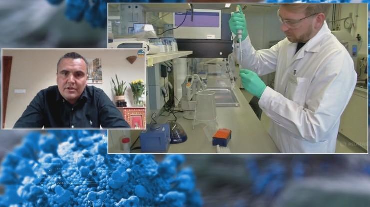 Polak odkrył, jak wirus SARS-Cov-2 dojrzewa i zakaża swojego nosiciela
