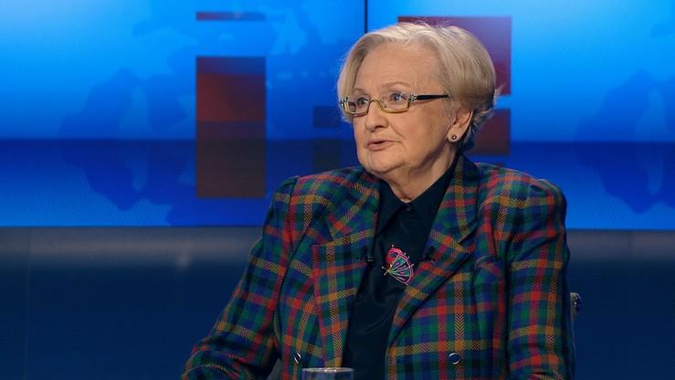Prof. Łętowska doktorem honoris causa UW