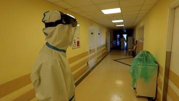 Koronawirus nie słabnie. Drugi najwyższy wynik od początku pandemii