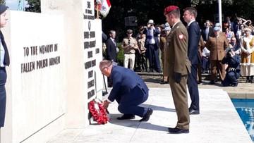 W Londynie uczczono pamięć polskich lotników służących podczas II wojny światowej