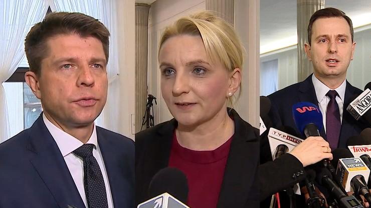 Wniosek do TK ws. przyjęcia budżetu i chwilowe uspokojenie emocji. Opozycja o sytuacji w Sejmie