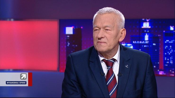 PKW odrzuciła sprawozdanie finansowe partii Kornela Morawieckiego