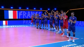 Liga Narodów siatkarzy: Serbia – Francja. Relacja i wynik na żywo