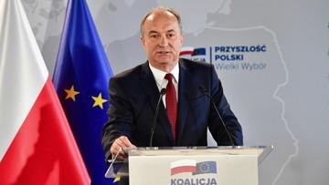 Czarzasty: obciążam PiS i Jarosława Kaczyńskiego stworzeniem atmosfery przyzwolenia na świństwa