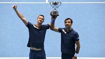 Australian Open: Triumf chorwacko-słowackiego duetu w deblu