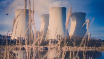 Pożar na budowie białoruskiej elektrowni atomowej. Władze zaprzeczają, aktywista dotarł do świadków