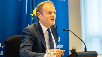 Tusk wróci do polskiej polityki? Schetyna: jego obecność jest potrzebna
