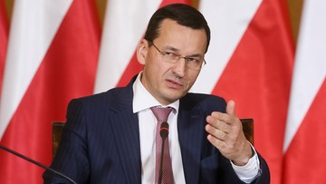 Morawiecki: ok. 30 mld zł z budżetu dla słabiej uposażonych