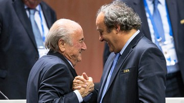 Blatter i Platini zawieszeni przez komisję etyki FIFA