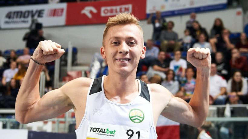 Mateusz Borkowski: Awans mój i Patryka do finału na 800 m biorę w ciemno