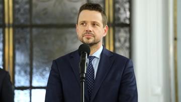 """""""Kabarecik rusza na nowo"""", """"będziesz doskonałym prezydentem"""". Politycy o nominacji Trzaskowskiego"""