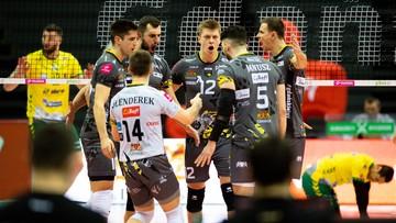 Trefl Gdańsk trzecią drużyną fazy zasadniczej PlusLigi!