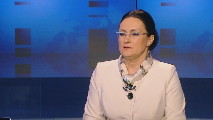 """Posłanka PiS ma przeprosić europosła PO. Zarzuciła mu chęć """"karania Polski"""""""