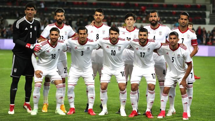 MŚ 2018: Iran zawiesił kontakty piłkarskie z Grecją
