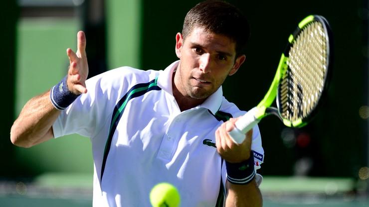ATP w Bukareszcie: Delbonis w półfinale