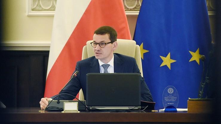 Morawiecki: Izrael prowadzi twardą politykę historyczną, my ją zaniedbaliśmy