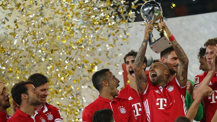 Bayern Monachium z Superpucharem Niemiec. Dortmund pokonany!