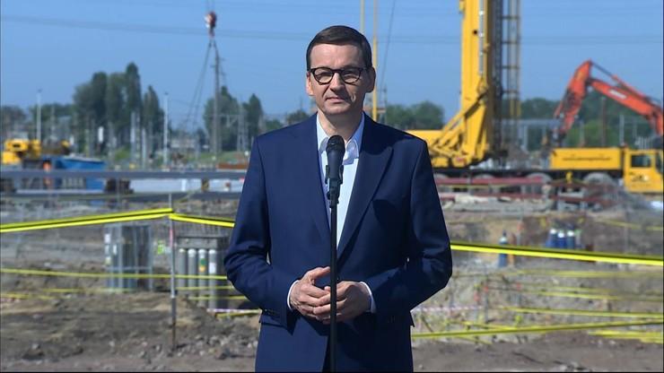 Warszawa - Łódź w 45 minut. Premier: stawiamy na kolej przyszłości