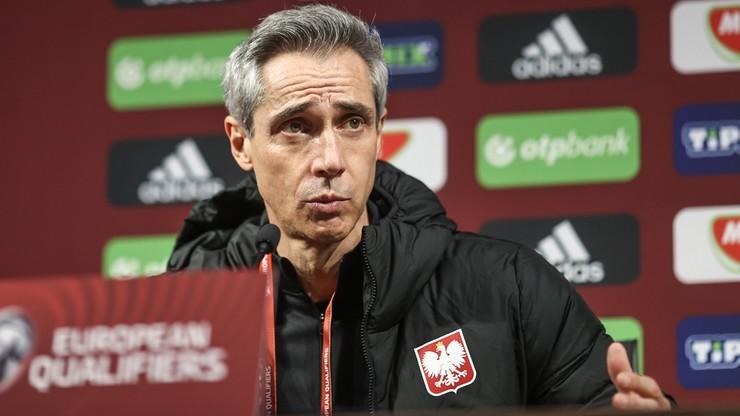 Węgry - Polska: Zmienne szczęście Paulo Sousy w trenerskich debiutach