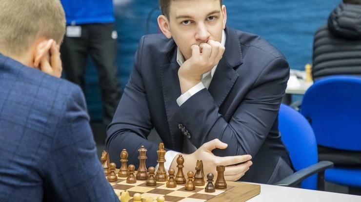 Champions Chess Tour: Jan-Krzysztof Duda nie awansował do ćwierćfinału