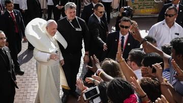 Pedofilia w Kościele jednym z tematów rozmowy papieża z młodzieżą