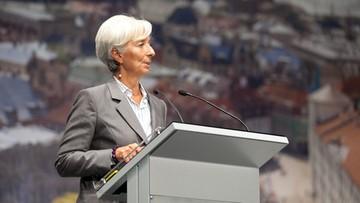 Szefowa Międzynarodowego Funduszu Walutowego nominowana na drugą kadencję. Jest jedyną kandydatką