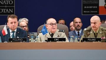 """""""NATO musi się adaptować do zmieniających się zagrożeń"""""""