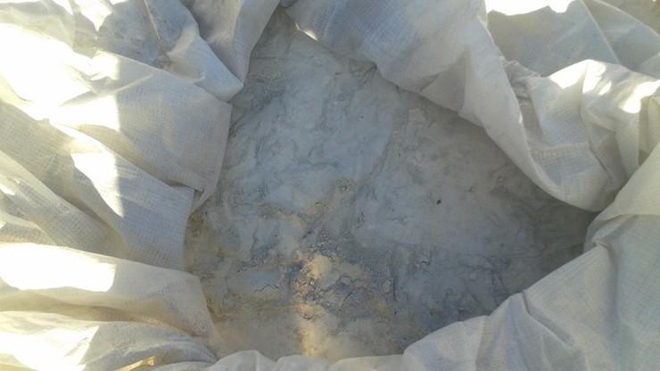 Zatrzymano nielegalny transport 18 ton odpadów w workach big-bag