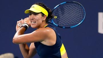 WTA w Madrycie: Wycofała się kontuzjowana Garbine Muguruza