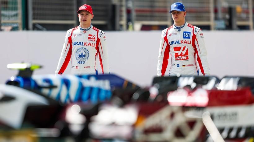 """Formuła 1: Problemy w ekipie Haas. Dochodzi do """"spięć"""" między kierowcami"""