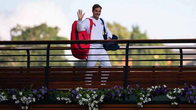 """Wimbledon: Czy Roger Federer jeszcze zagra w Londynie? """"Król"""" zabrał głos"""