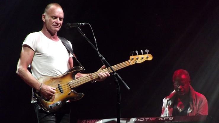 Sting wystąpi w Toruniu