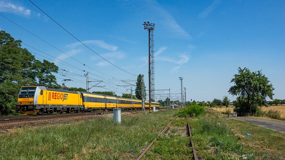 Czeski przewoźnik RegioJet wpadł na pomysł, by latem wozić turystów na Chorwację. To był strzał w dziesiątkę
