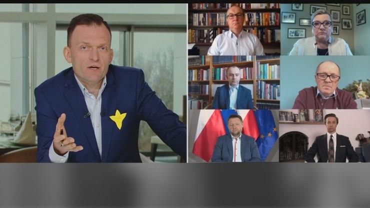 """""""Borys Budka przedstawi plan wyjścia z kryzysu"""" - """"Śniadanie w Polsat News"""""""