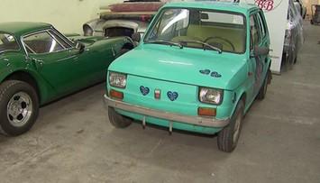"""Hanks osobiście odbierze Fiata 126p. """"Nigdy nie wiesz, co się może wydarzyć"""""""