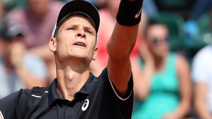 Ranking ATP: Hurkacz najwyżej w karierze. Djokovic znowu liderem