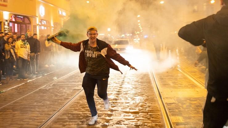 Bundesliga: Zamieszki w Bremie po utrzymaniu w elicie