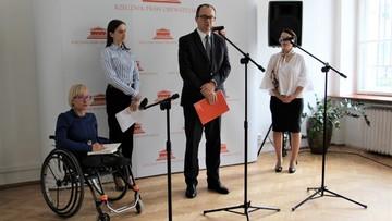 Rekomendacje Komitetu ONZ dla Polski ws. osób niepełnosprawnych. RPO: zbieżne z moimi