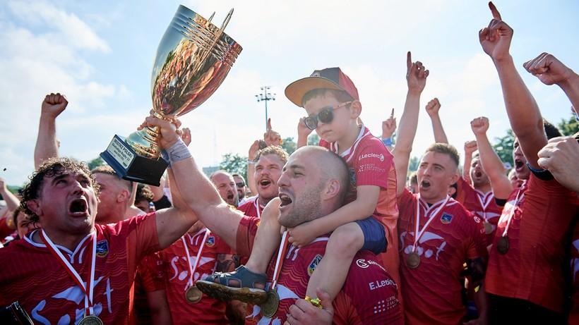 Ogniwo Sopot mistrzem Polski w rugby