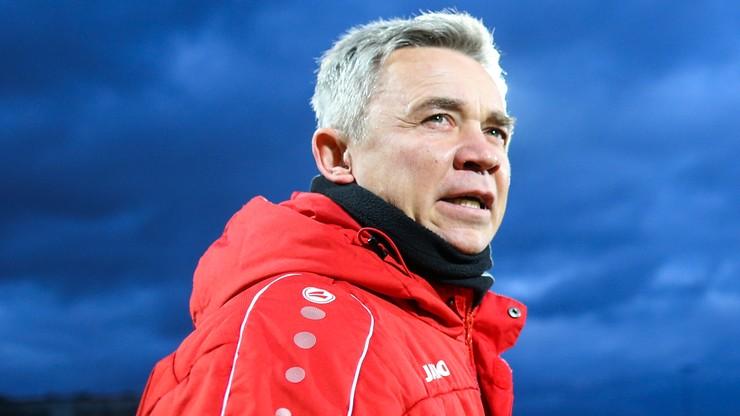 Trener Odry Opole oddał się do dyspozycji zarządu